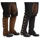 Steampunk Spats - Boot Covers - Brown or Black