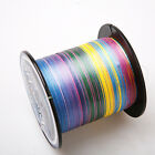 100% PE Top Quality Dyneema 8strands Spectra Braid Fishing Line 100M 300M 500M