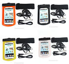 Mobilephone Waterproof Watersports Swiming Dive Dry Bag + Headset Wrist band hot