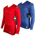 Mens Nike Pro Combat Hypercool Sports Training Tee Compression Baselayer Top New