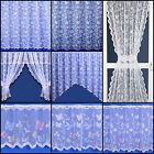 BUTTERFLY SELECTION. NET CURTAINS, CAFE NET, JARDINIERE, NET SETS & VOILE PANELS