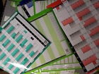 Wall Planner Chart  Year, Day, Staff, Holiday, Leave, Fiscal , Project, Academic