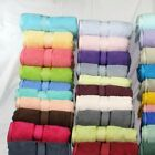 Kingtex Hand Towel 500GSM 43x68cm 100% Cotton - Multi Colour