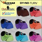CLASSIC EQUINE DYNO TURN BELL BOOT Dy-No HORSE TACK PROTECTION All Sizes & Color