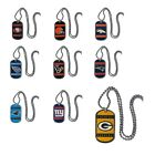 NFL Football Neck Tag Dog Tag Necklace - Pick Team