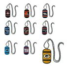NFL Football Neck Tag Necklace - Pick Team $2.45 USD on eBay
