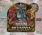 Yu-gi-oh Battle Pack 2 War Of The Giants BP02-EN001 - 028 Card Selection Mint