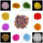 2000pcs Charm Colorful Transparent Czech Glass Seed Spacer beads 2mm For Craft