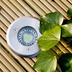 Outdoor Garden Mains Low Energy 4W LED Stainless Steel IP67 Deck Lights