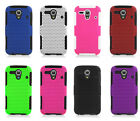 Apex Mesh hard Cover Silicone Case For Kyocera Hydro Edge C5125
