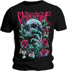 Official T Shirt BULLET FOR MY VALENTINE Red Eyes