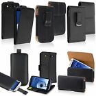 Pouch PU Leather Belt Clip Holster Case Cover for Samsung Galaxy S3 S III i9300