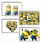 DESPICABLE ME / MINIONS FRIDGE MAGNET Chose from 4 Images FREE POSTAGE