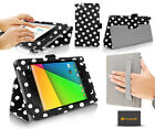 LEATHER SMART STAND CASE COVER FOR 2014 GOOGLE NEXUS 7 2 - BUILT IN SLEEP SENSOR