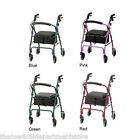 Nova GetGo Classic Rolling Walker - 4 Colors & Super Fast Shipping