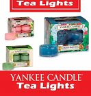 NEW Yankee Candle Scented Tea Lights Box of 12 Fruity, Fresh, Floral & Spicey