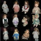 Collectable ALBERON Porcelain Doll Please Choose From Selection Available
