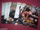 2008/09 WOLVES HOME PROGRAMMES CHOOSE FROM