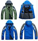 Winter Men's Waterproof Puffer Coat Outdoor Parka Outwear Hoodie Jacket XL-XXXXL