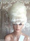 HALLOWEEN SPECIAL VEGAS GIRL WIGS PICK A COLOR HAIRSPRAY BEEHIVE SEXY WILD LOOK