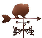 SWEN Products POMERANIAN DOG Steel Weathervane