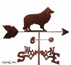 SWEN Products SHELTIE DOG Steel Weathervane