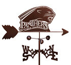 SWEN Products EASTERN ILLINOIS PANTHERS Steel Weathervane
