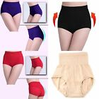 High Waist Seamless Tummy Control Body Shaper Slimming Cincher Girdle Briefs