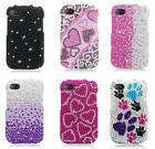 Bling Hard Cover Snap On Case Phone Accessory For Blackberry Q10