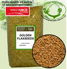 Golden Flaxseeds / Linseeds Flax Seeds / Lin Seeds,Omega Oils - 25g to 25kg