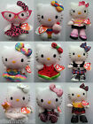 HELLO KITTY TY BEANIES - Various Characters Available - Soft Plush Toy
