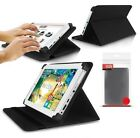 "ORZLY LUXFOLIO STAND LEATHER CASE WALLET FOR BUSH MYTABLET 7"" TABLET"