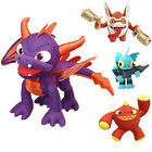 Kids Skylanders Giants Soft Toy New - Gill Grunt, Spyro, Eruptor & Trigger Happy
