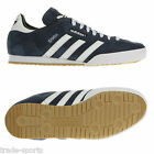 adidas ORIGINALS MENS SAMBA SUEDE SIZE 7 8 8.5 9 10 11 12 TRAINERS SHOES BLUE