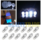 New Submersible LED Light Floral Paper Lantern Balloon Wedding Party Decoration