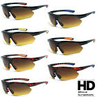 BIFOCAL VISION READING GLASSES SUNGLASSES - 978BF RE07 - Various Color & Power
