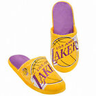 Los Angeles Lakers Slippers Super Soft NBA Licensed