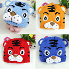 Lovely Baby Girls Boys Kids Toddlers Winter Crochet Knit Tiger Hat Cap Beanie