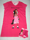 Funny Silly Horse Nightshirt Sleepshirt Lazy One Sleepwear Slipper Socks Womens