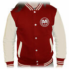 ASKING ALEXANDRIA Snake Reckless And Relentless BASEBALL VARSITY JACKET JACKE