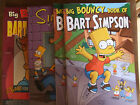 Select from a number of Collectible BART/HOMER SIMPSON BOOK/COMIC