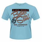 BREAKING BAD In Legal Trouble? Better Call Saul Goodman T-SHIRT NEU