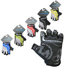 New Practical Professional Cycling Bike Bicycle Half Finger Glove S/M/L/XL