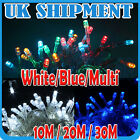 100/300 LED Xmas Christmas Party Wedding String Fairy Tree Lights 10M/20M/30M