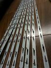 """STRAIGHT RIGID Metal Tack Strips 30"""" Long (Made In U.S.A) 15-20-30-50-100 pieces"""