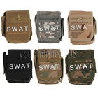 TACTICAL SWAT MULTI-PURPOSE OUTDOOR WAIST BAG MESS POUCH MULTI COLORS