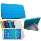 Slim Leather Stand Book Case Cover for Samsung Galaxy Tab 3 7 Inch P3200