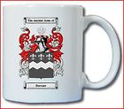 DURRANT (ENGLISH) COAT OF ARMS COFFEE MUG