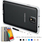 ULTRA THIN ALUMINUM METAL BUMPER CASE COVER FOR SAMSUNG GALAXY NOTE 3 III N9000