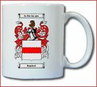 BAMFORD COAT OF ARMS COFFEE MUG